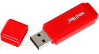 USB-Flash Smartbuy 16 Gb USB 2.0 Red