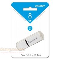 USB-flash Smartbuy 8 Gb USB 2.0