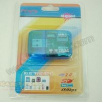 Mini CardReader 18in1